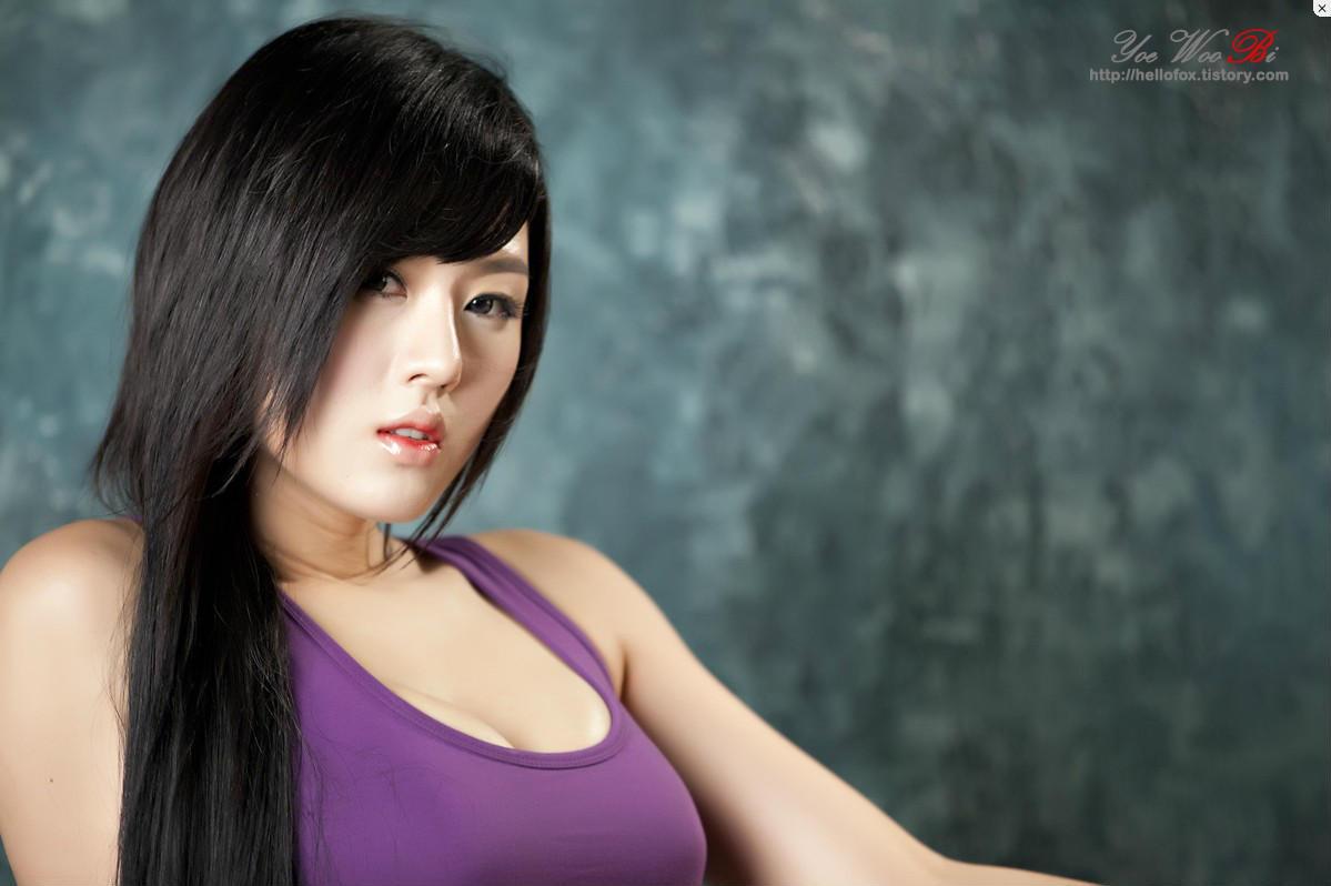 韩国美女 黄美姬