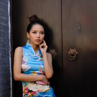 中国旗袍印象 美女吴琴旗袍秀
