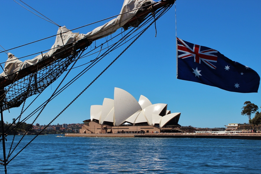澳大利亚国旗澳大利亚国旗图片澳大利亚国旗图案