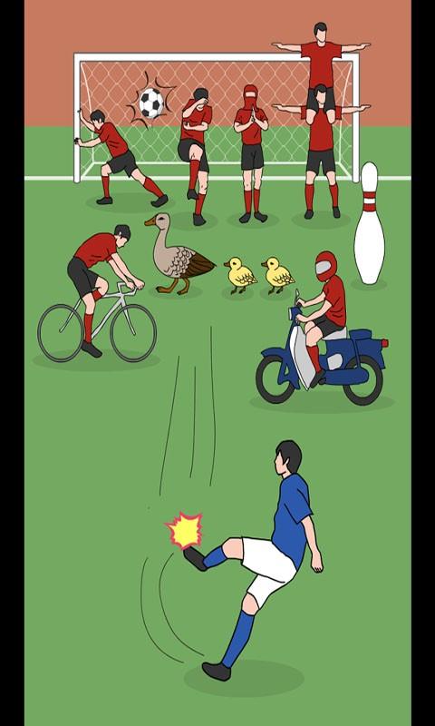 玩體育競技App|奇怪的任意球免費|APP試玩