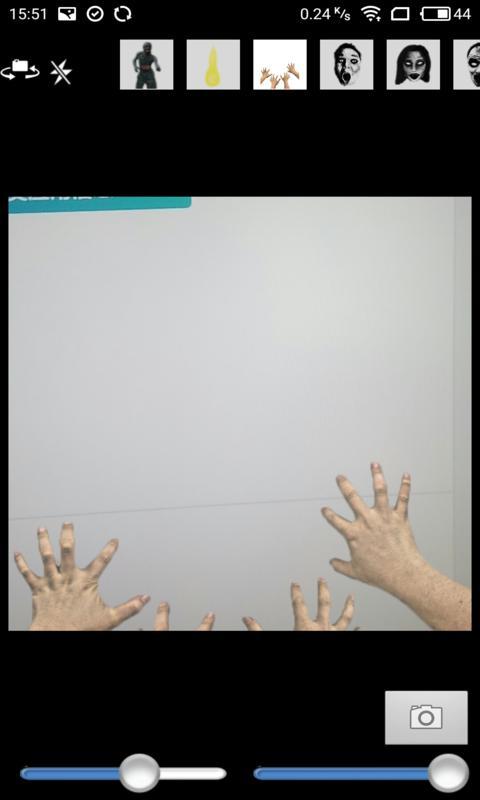 亡灵恐怖照相机-应用截图