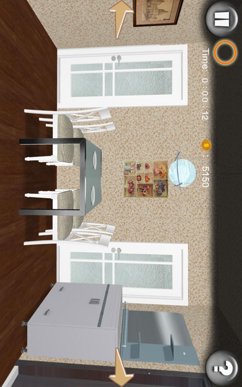 逃脱游戏-10间封闭密室-应用截图