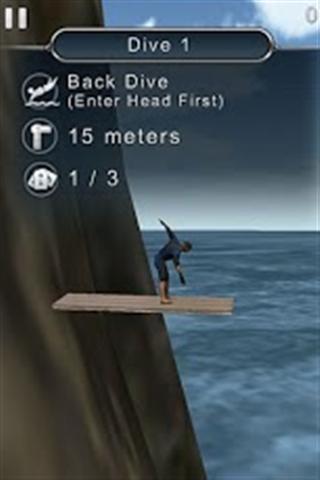 玩免費體育競技APP|下載悬崖跳水3D app不用錢|硬是要APP
