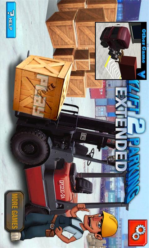 叉车模拟3D