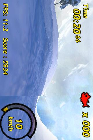 企鹅滑雪3D Penguin Skiing 3D