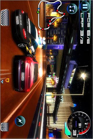 都市赛车5 中文版-应用截图