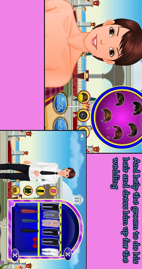 玩遊戲App 婚礼换装及装饰免費 APP試玩