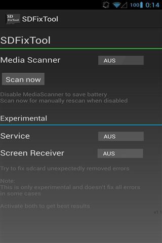 SD修复工具 SD Fix Tool