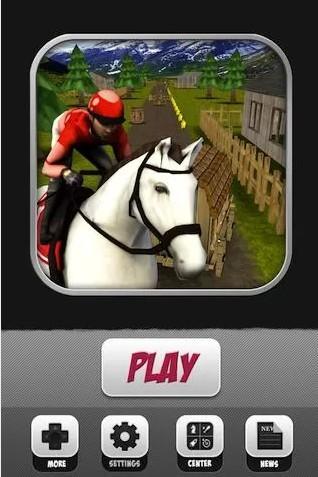 【免費體育競技App】疯狂赛马跑酷-APP點子