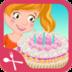 甜蜜的蛋糕 - 烹饪游戏 LOGO-APP點子