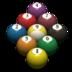 虚拟台球 體育競技 LOGO-玩APPs