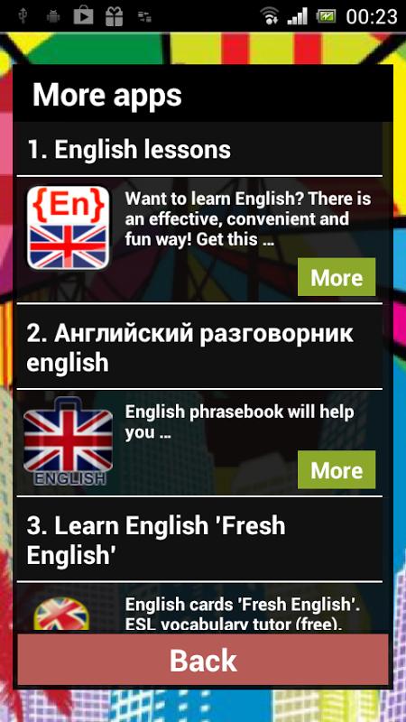 English!|玩生產應用App免費|玩APPs
