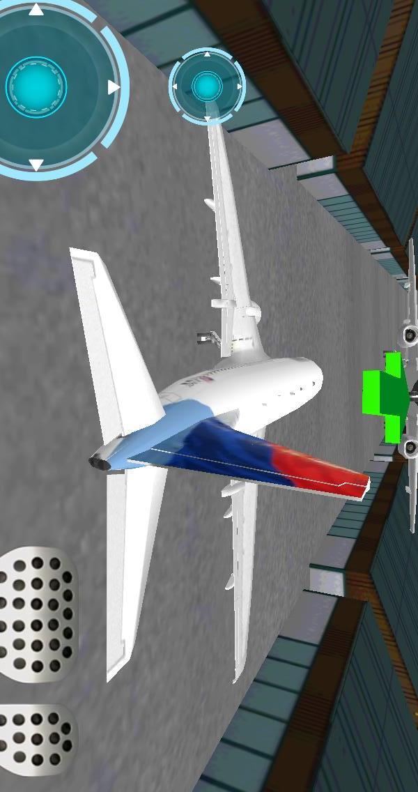 3D飞机停泊