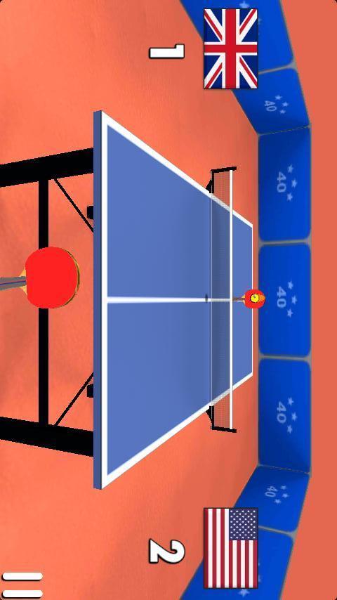 3D乒乓球冠军对抗赛