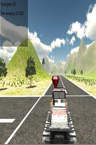 雪犁机3D模拟器 賽車遊戲 App-愛順發玩APP