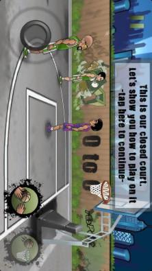 【免費體育競技App】街头篮球争霸赛-APP點子