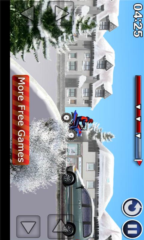 玩賽車遊戲App|雪峰极限越野免費|APP試玩