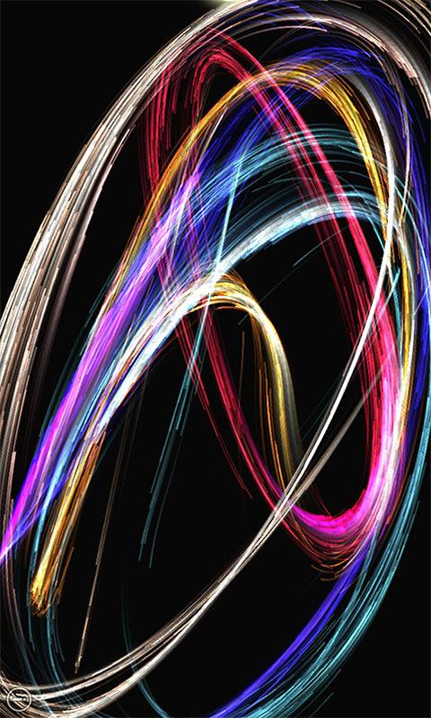 魔幻炫彩粒子-应用截图