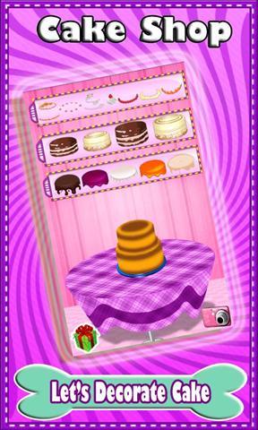 蛋糕製作遊戲- My Cake Shop HD:在App Store 上的App - iTunes