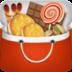美美零食 生活 App LOGO-APP試玩
