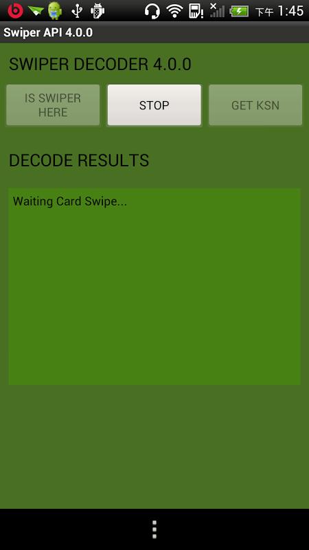 Swiper API