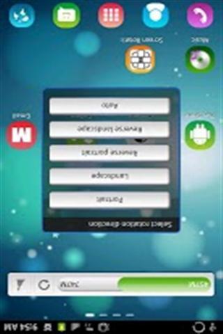 屏幕旋转控制 Screen Rotation Control|玩體育競技App免費|玩APPs
