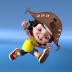 小鬼运动员 LOGO-APP點子
