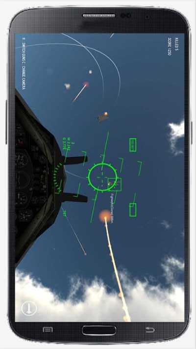战机F16-应用截图