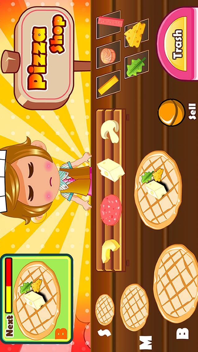 【免費遊戲App】香喷喷披萨店-APP點子