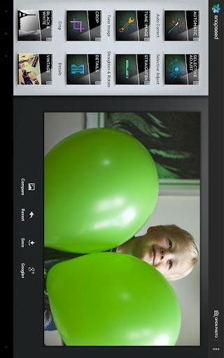 Snapseed 2 最神奇的修圖App 不可錯過七大新功能 - 數位時代