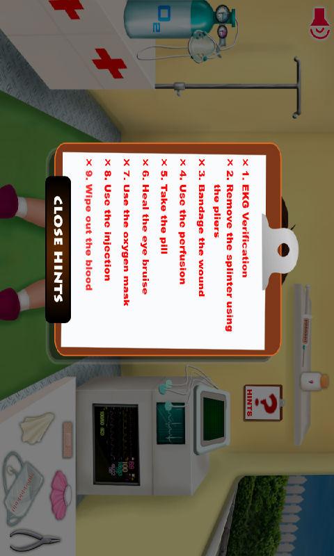 玩模擬App|朵拉的急救免費|APP試玩