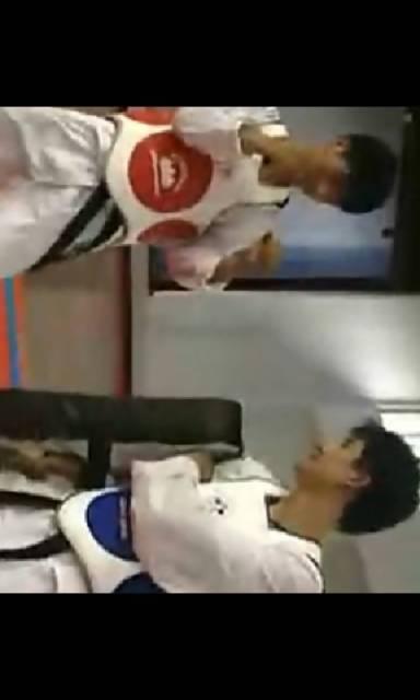 跆拳道教程