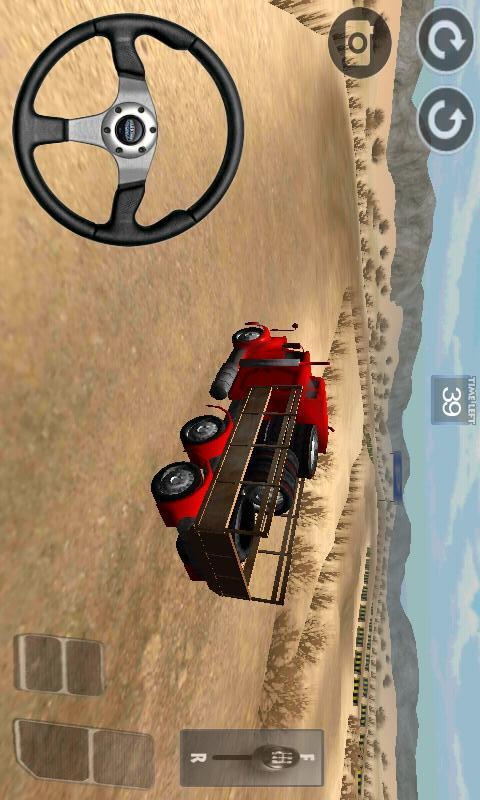 【免費模擬App】3D卡车挑战2-APP點子