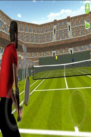 玩免費體育競技APP|下載第一网球 First Person Tennis Free app不用錢|硬是要APP
