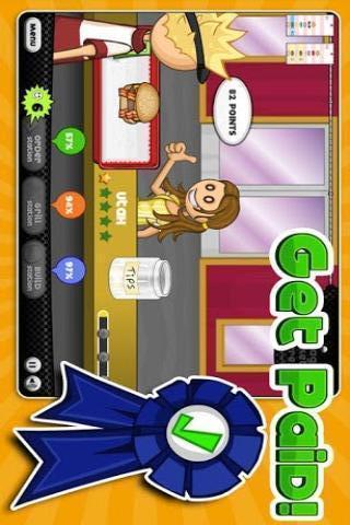 爸爸的汉堡店|玩遊戲App免費|玩APPs