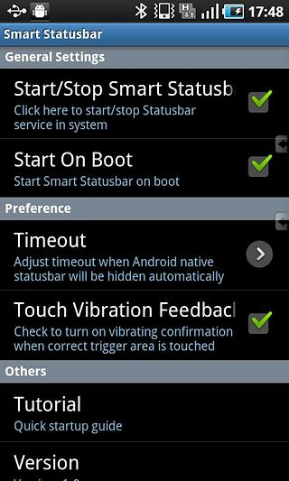 玩免費工具APP|下載Smart Statusbar app不用錢|硬是要APP