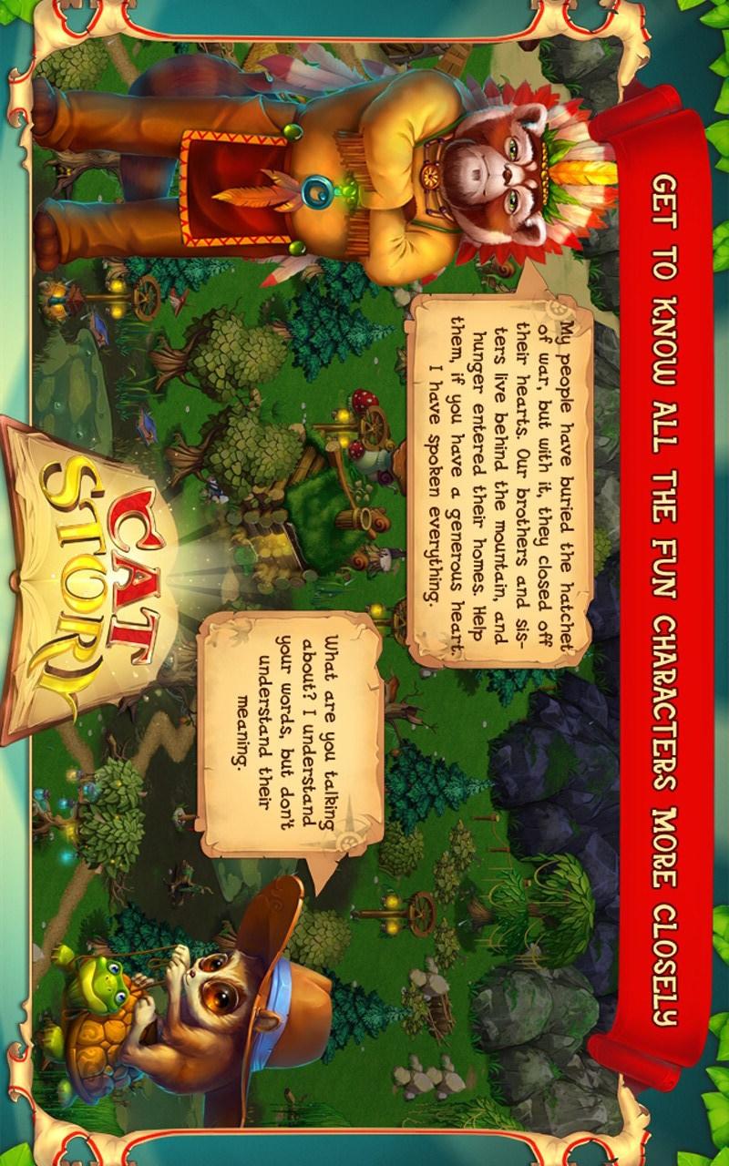 玩遊戲App|猫的故事免費|APP試玩