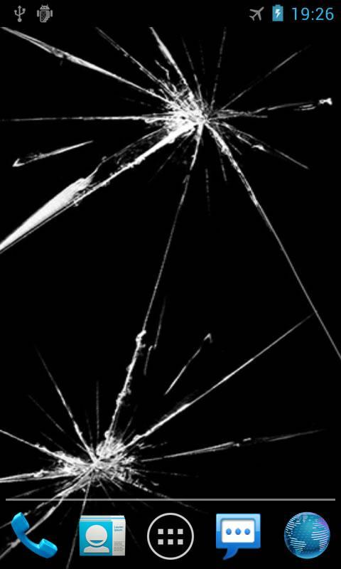 破裂萤幕动态桌布|玩個人化App免費|玩APPs