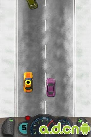 街道比赛-应用截图
