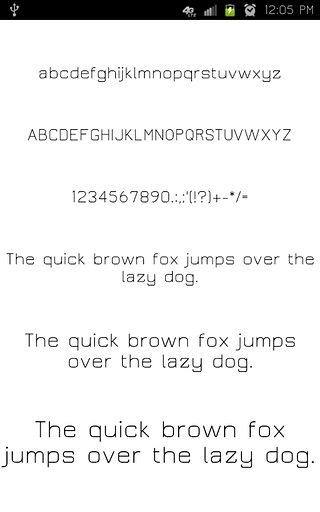 玩免費工具APP|下載Clean Fonts app不用錢|硬是要APP