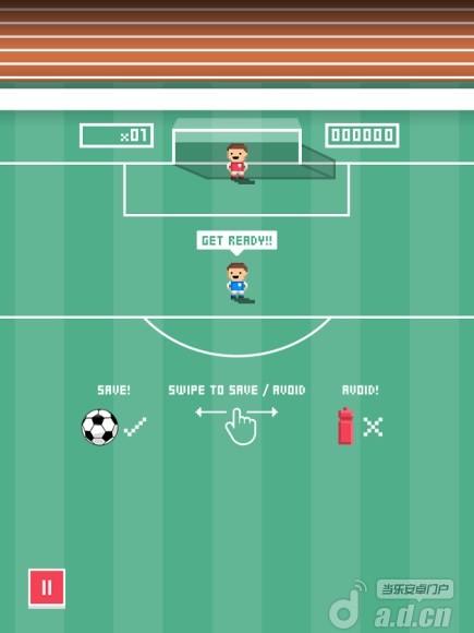 玩免費體育競技APP|下載小小守门员 app不用錢|硬是要APP