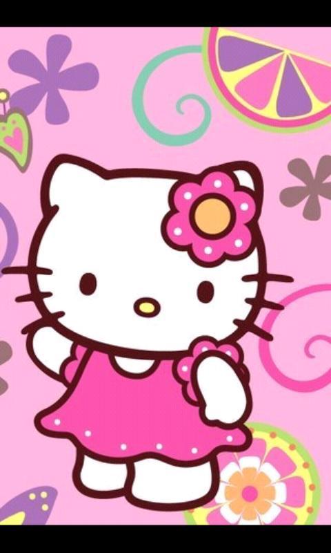 Hello Kitty壁纸 汉化版