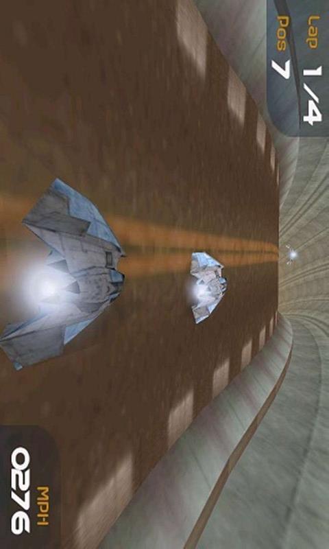 3D音速飞行