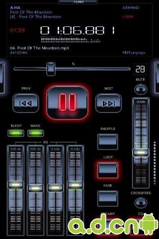 中子音乐播放器