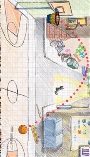 【免費體育競技App】涂鸦篮球2-APP點子