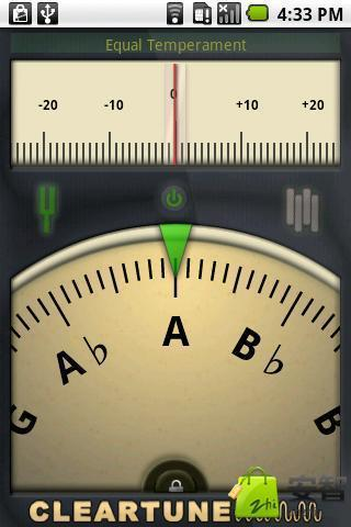 【免費媒體與影片App】调音器-APP點子