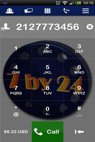 的视频 7by24