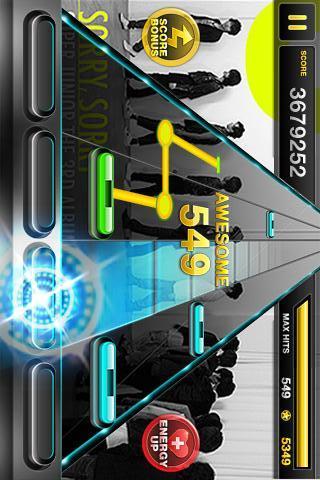音速出击 TAP SONIC by Neowiz-应用截图