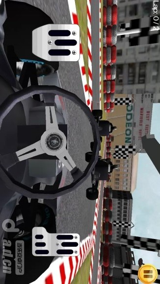 3D卡丁车