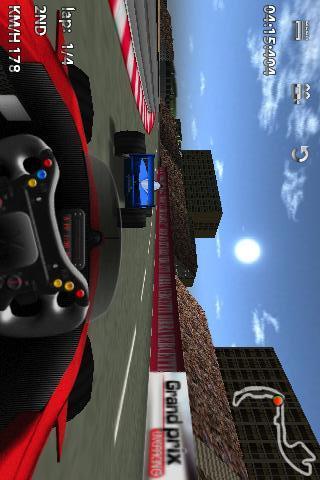 【免費體育競技App】F1方程式赛车3D-APP點子